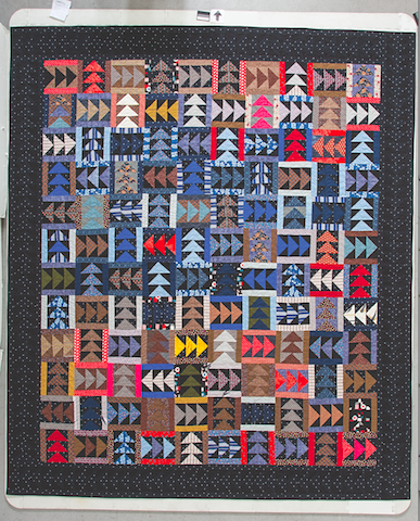 NorthBound quilt by Mary Fons (image supplied)