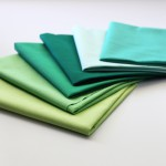 Glorious green Cotton Couture solids