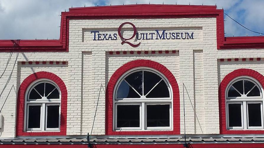 Texas Quilt Museum in La Grange, Texas.