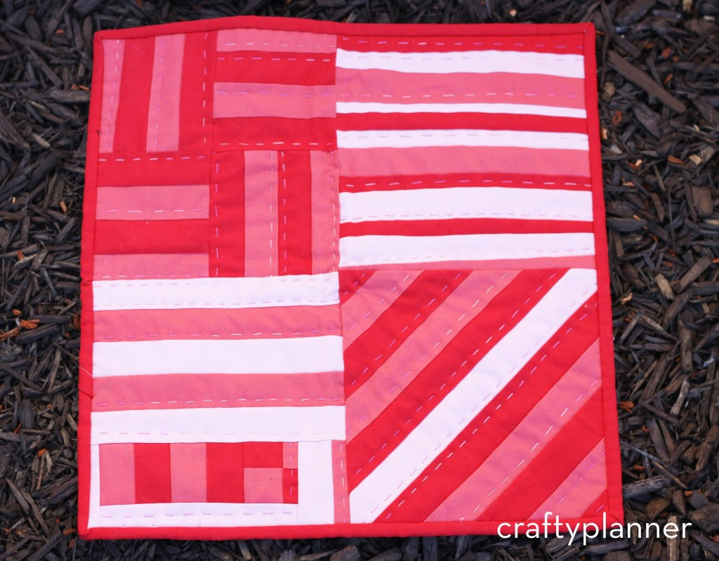 January Crafty Planner Challenge by Sandi Sawa Hazlewood